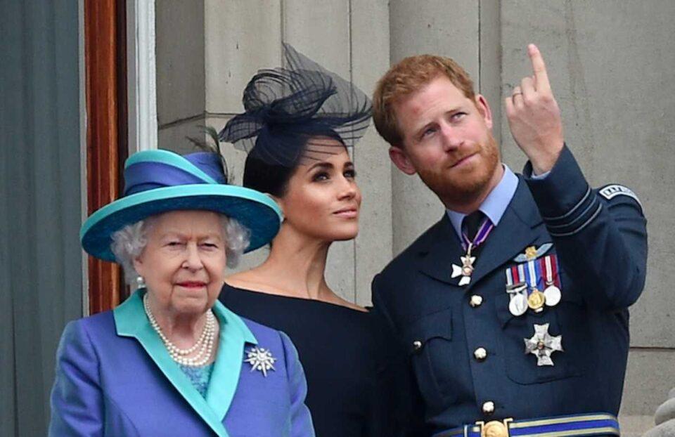 Хари и Меган не ја прашале кралицата дали може да го користат името Лилибет