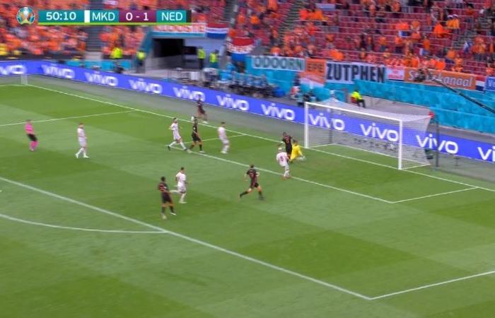 Холандија води со 3-0 против Македонија