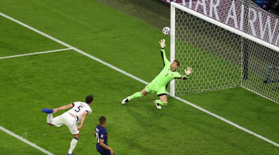 ВИДЕО: Франција минимално ја победи Германија, но докажа дека е главен кандидат за титулата