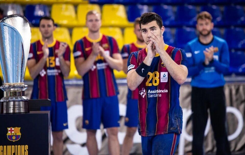 По Дисингер, Динамо Букурешт донесе и ракометар од Барса