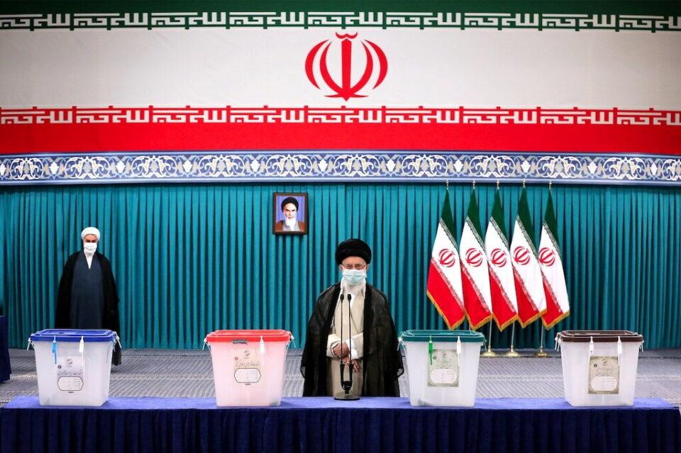 Иран избира претседател