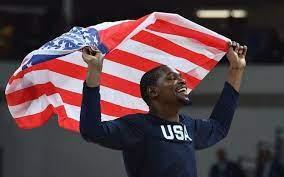 Кевин Дурент ќе го предводи тимот на САД на ОИ во Токио