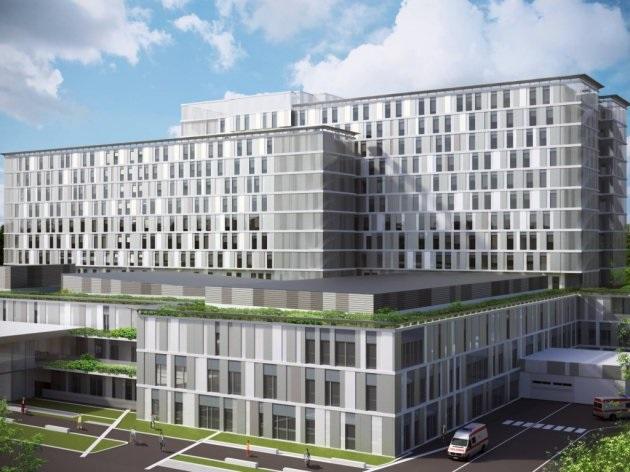 Алфа во Белград: Новиот клинички центар во завршна фаза