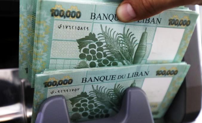 Вредноста на либанската валута на историски најниско ниво