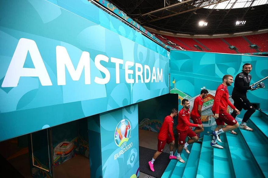 Македонија подготвена пред последниот меч на ЕП со Холандија (ФОТОГАЛЕРИЈА)