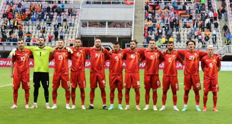 Словенија се спаси од пораз од Македонија