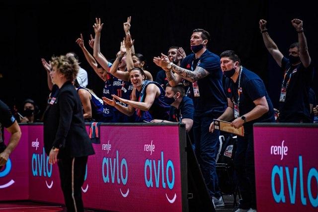 Србија е нов европски шампион!