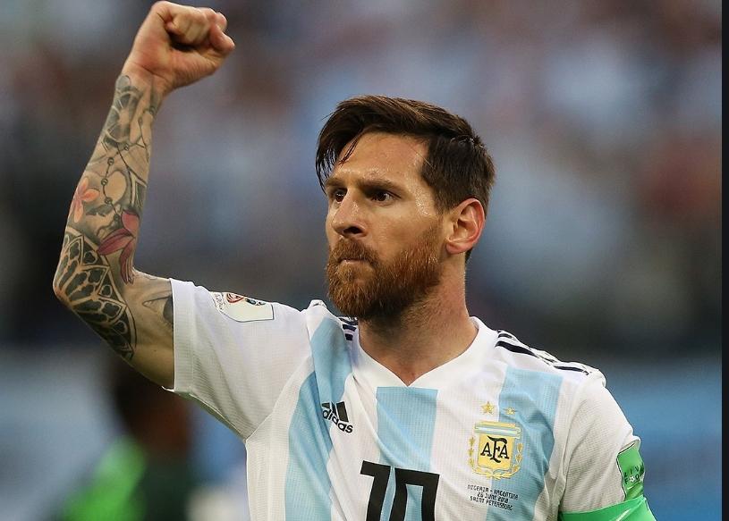 Меси со рекорден гол за Аргентина на официјален натпревар
