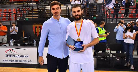 Андреј Магдевски е МВП на финалната серија