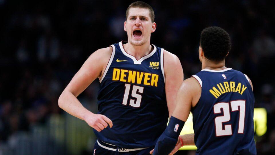 Потполно заслужено – Никола Јокиќ МВП на сезоната во НБА лигата
