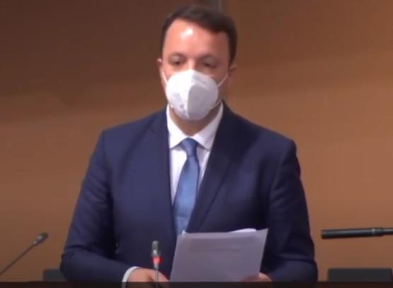 Николоски: Отидов сам во Луксмебург и покрај се да лобирам за датум за преговори, зошто така се бори за Македонија, за жал таму никој немаше од Владата