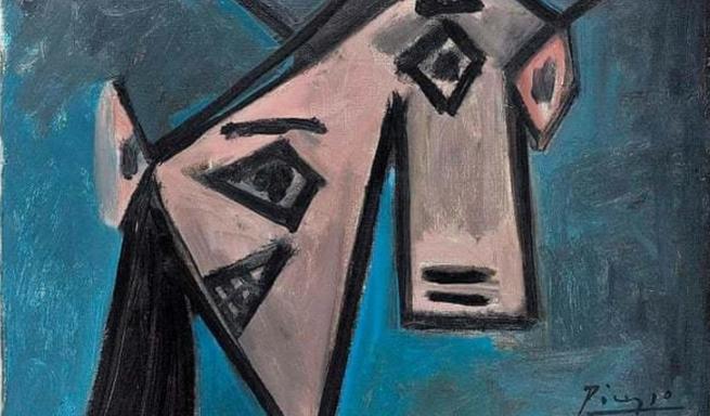 Конечно пронајдена сликата на Пабло Пикасо украдена пред девет години