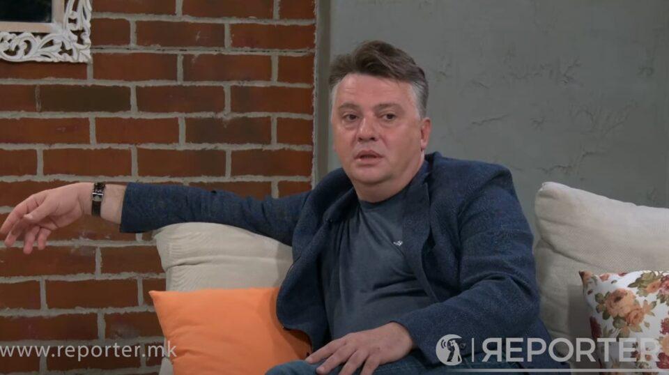 """Шилегов: Ќе ме избркаа од училиште бидејќи имав панкерска фризура, а денес ме нарекуваат """"пијандура"""""""