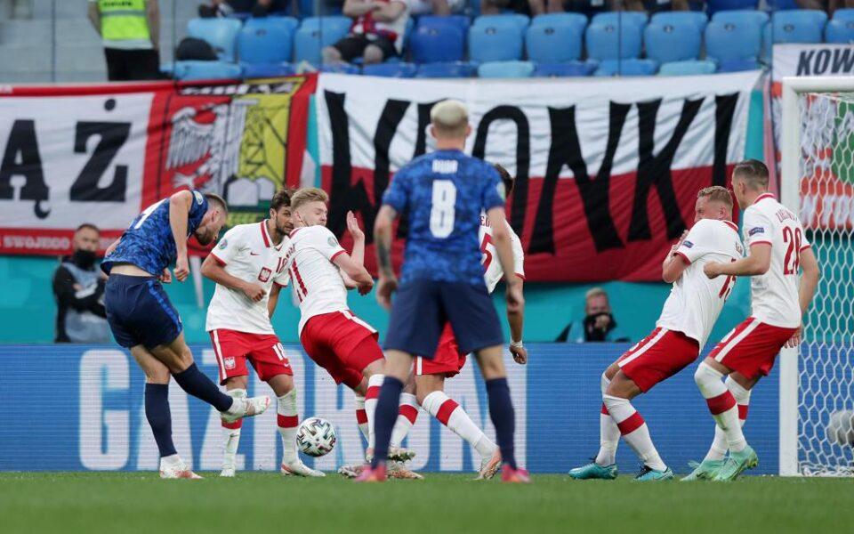 ВИДЕО: Шок за Левандовски и Полска, Словачка со цел плен на стартот на ЕП!