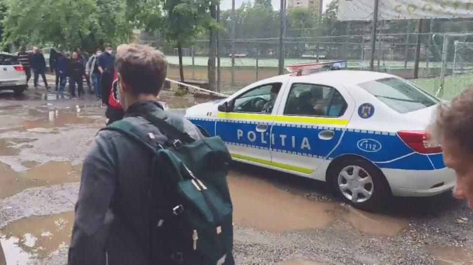 ЕКСКЛУЗИВНИ СНИМКИ: Голема поплава пред стадионот каде Македонија утре го игра првиот меч на ЕП (ВИДЕО)