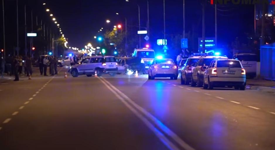 ОЈО со детали: Ова е причината за страшната сообраќајка на Првомајска