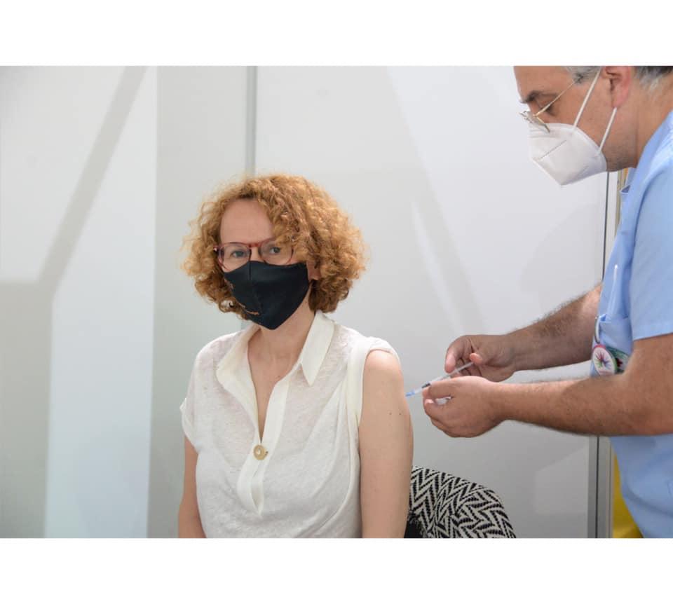 Шекеринска ја прими и втората доза на вакцината против коронавирусот