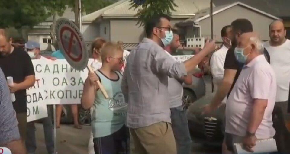"""""""Стоп за бетонизацијата на Расадник и Кисела Вода"""" – граѓаните бараат нов ДУП"""