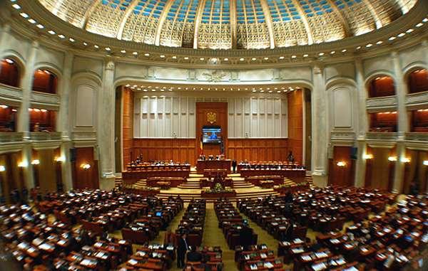 Романската Влада го преживеа гласањето недоверба во парламентот