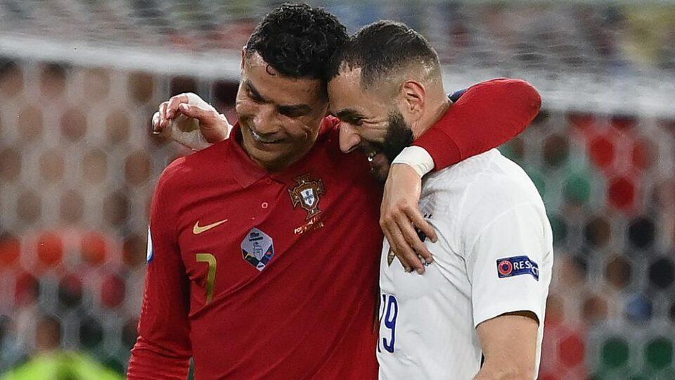 Бензема: Роналдо е мој голем пријател, беше убаво што се сретнавме повторно
