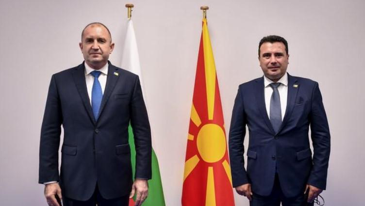 Румен Радев: Македонските Бугари во Северна Македонија очекуваат поактивна размена