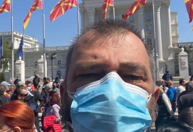 Шамбевски: Случајот со апсењето на младиот Стефан да се испита и МВР да се извини за овој настан