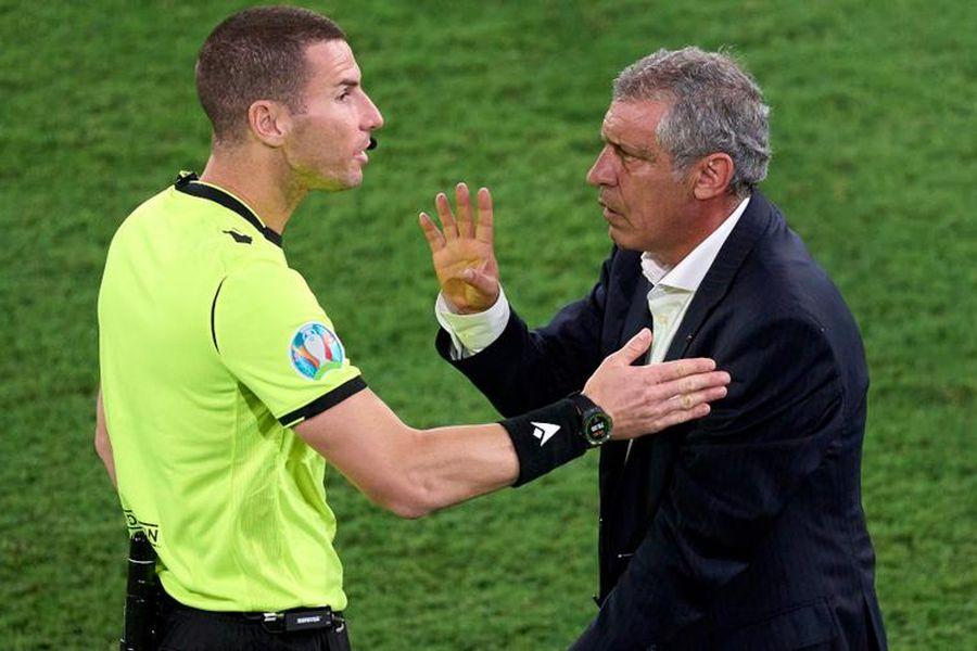 Сантош: Нема правда или неправда, во фудбалот постојат две разлики!