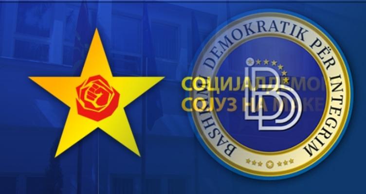 СДСМ и ДУИ ја поздравија одлуката на Џо Бајден