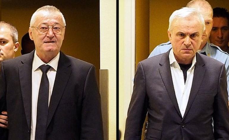 Хашкиот суд ги осуди Станишиќ и Симатовиќ на по 12 години затвор – еве за што ги терети