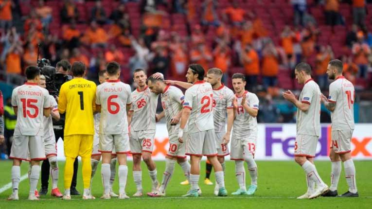 УЕФА отвори истрага против ФФМ, може да добиеме казна за прекршување на ковид протоколите!