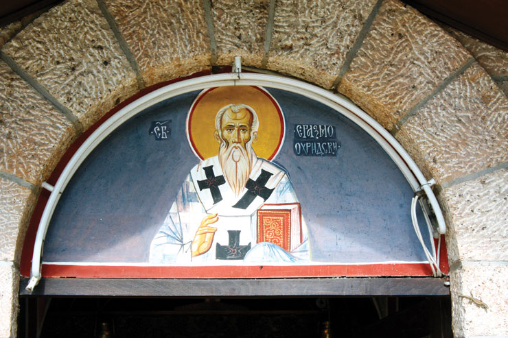 Се празнува Св. Еразмо Охридски: Светец со силен култ, за оваа вода се верува дека е лековита