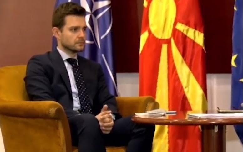 Муцунски:ВМРО-ДПМНЕ протестира затоа што не подржува преговара за идентитетот, историјата и јазикот СДСМ и оваа власт немаат црвени линии