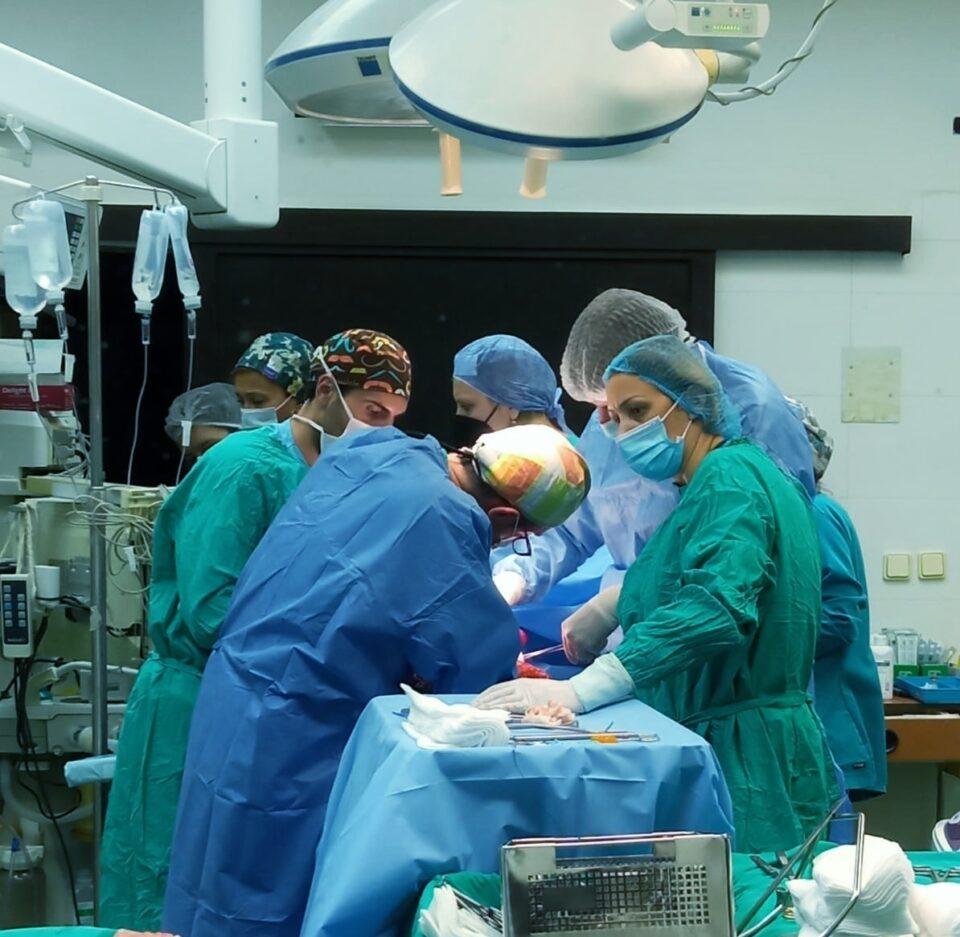 Филипче се огласи за четврта трансплантација на срце