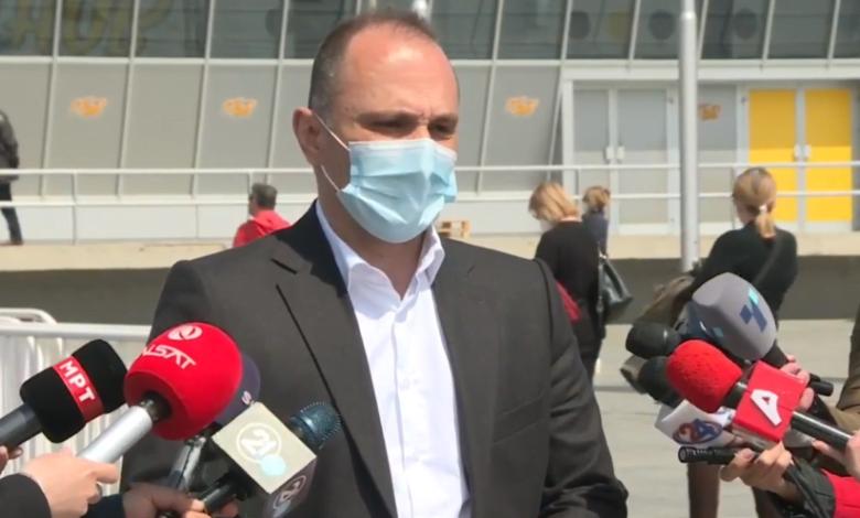 Филипче: Граѓаните да бидат спокојни, вакцините се веќе дистрибуирани
