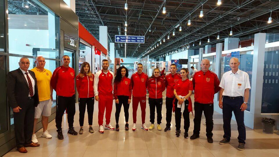 Седуммина македонски каратисти на квалификациите за Токио
