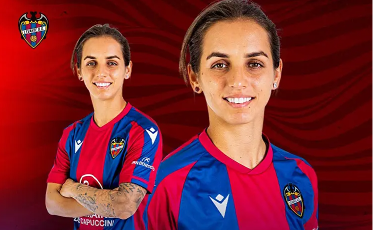 Андонова не мрда од Леванте – нов договор за најдобрата македонска фудбалерка