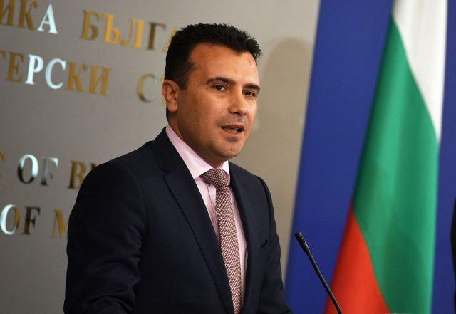 Заев: Ќе се менуваат учебниците каде пишува бугарски фашистички окупатор