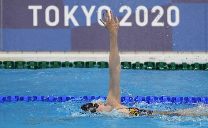Падна светскиот рекорд во пливање на Олимписките игри