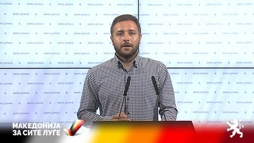 Арсовски: Во време на претседателот Христијан Мицкоски струјата се намали два пати, а ЕЛЕМ го остави со 25 милиони евра депозити и 5 милиони евра на сметка