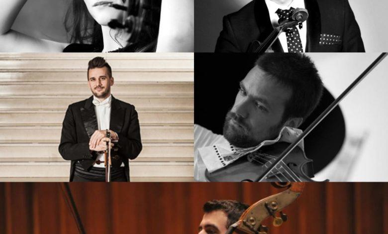 """Музичка вечер со Гудачкиот квинтет на Загребската филхармонија на """"Охридско лето"""""""