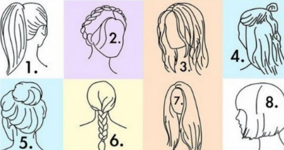 ПРОНАЈДЕТЕ СЕ НА ФОТОГРАФИЈАТА! Секојдневната фризура ги открива добрите и лошите страни на вашиот карактер