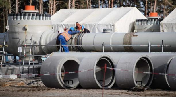 """Киев побара Вашингтон да ги продолжи санкциите против """"Северен поток 2"""""""