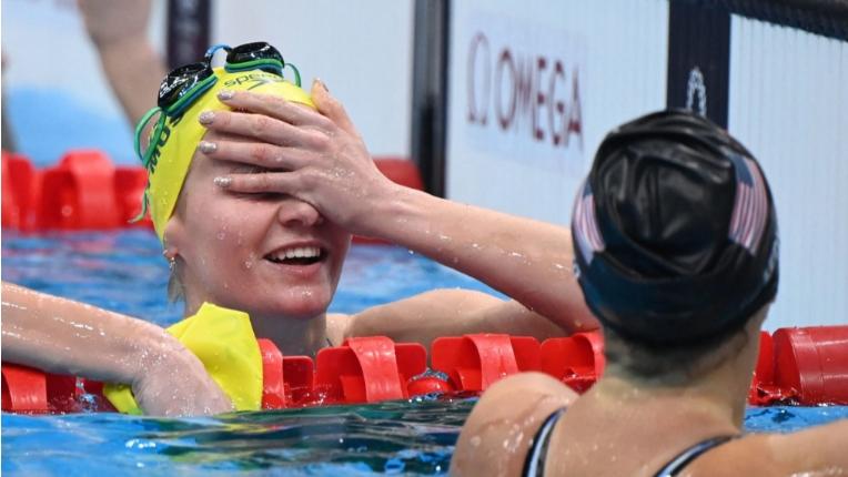 ОИ: Неверојатни емоции на австралиски тренер по победата над Ледецки во финалето на 400 метри (ВИДЕО)