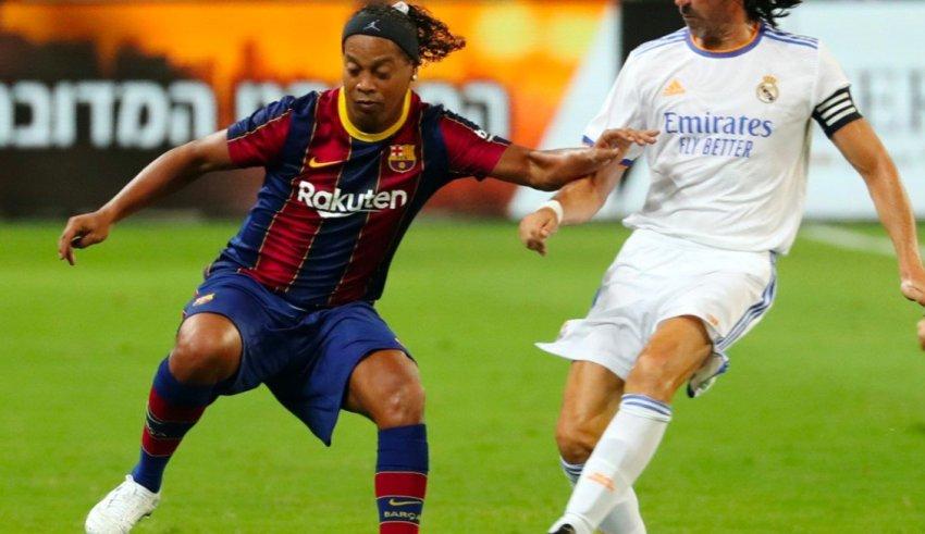 Легендите на Реал Мадрид подобри од Барселона во дуелот во Тел Авив