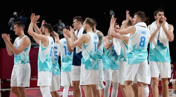 ОИ: Словенија со убедлива победа против Јапонија, 25 поени на Дончиќ