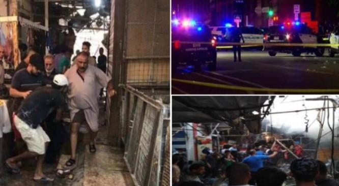 Уапсени организаторите на атентатот на пазарот во Багдад пред Курбан Бајрам