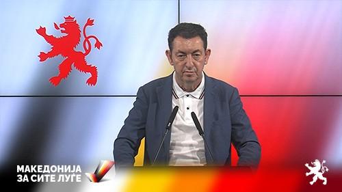 Доктор Зафировски: Филипче да ги спроведе мерките за спречување на делта сојот предложени од ВМРО-ДПМНЕ, па потоа слободно нека се фали дека се негови ако така му е полесно