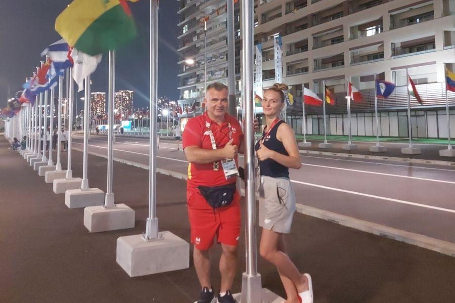 Голема промена: Арбреша Реџепи ќе стане првата Олимпијка која ќе го вее македонското знаме (Фото)