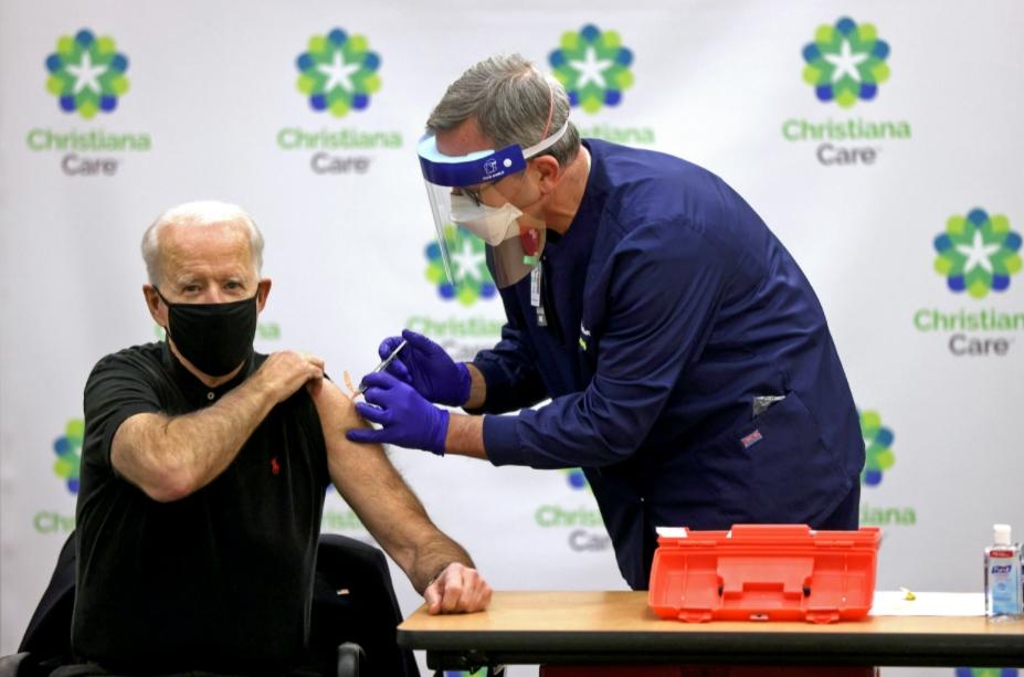 Бајден: Ве молам, вакцинирајте се