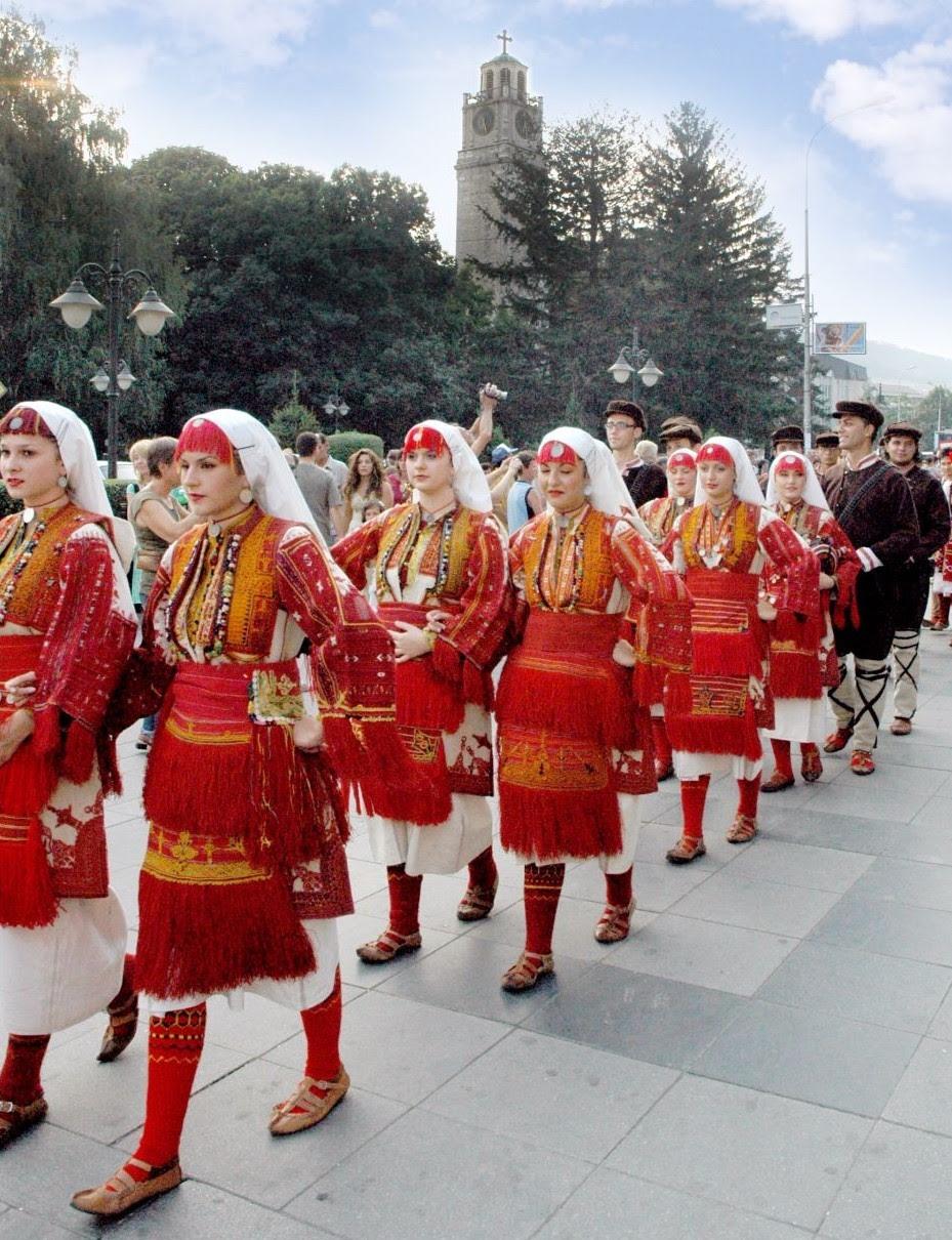 """Во Битола почнува фестивалот на народни игри и песни """"Илинденски денови"""""""